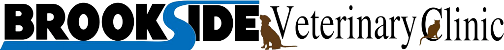 Brookside Veterinary Clinic logo