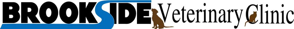 Brookside Veterinary Clinic logo